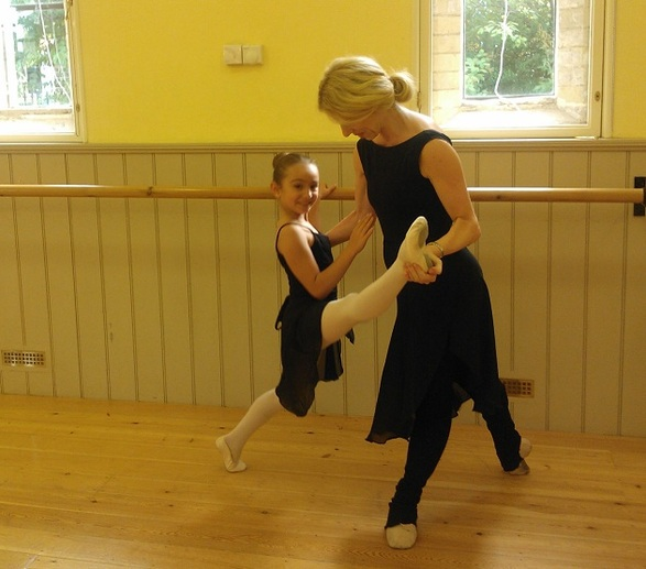 Private ballet tuition at Bury St Edmunds